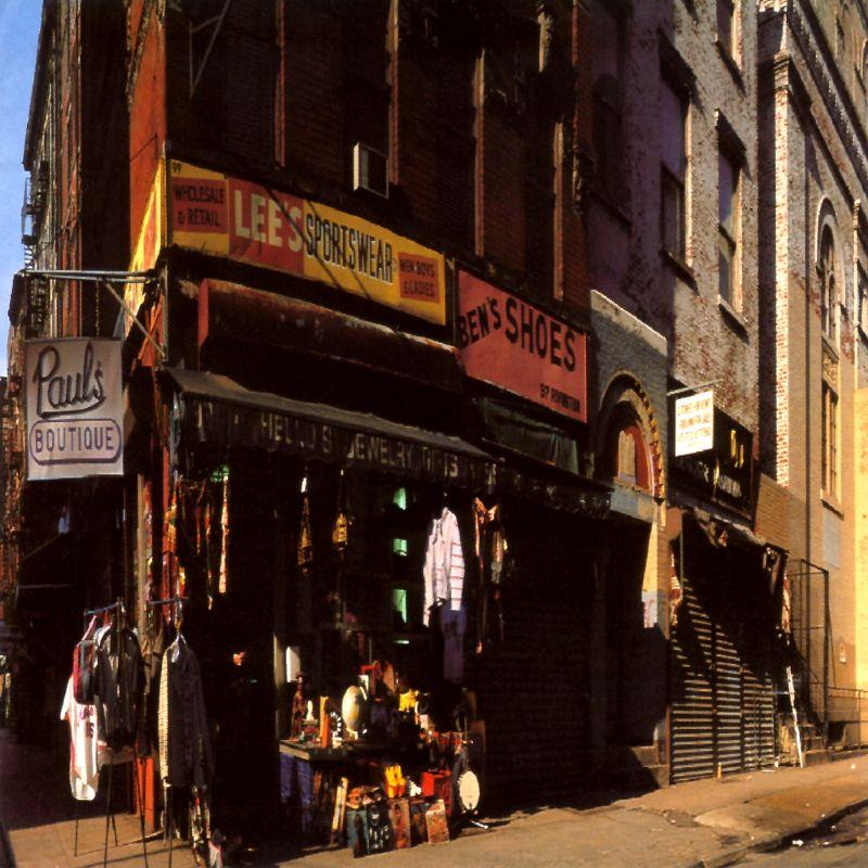 Beastie Boys - Paul s Boutique [mp3]