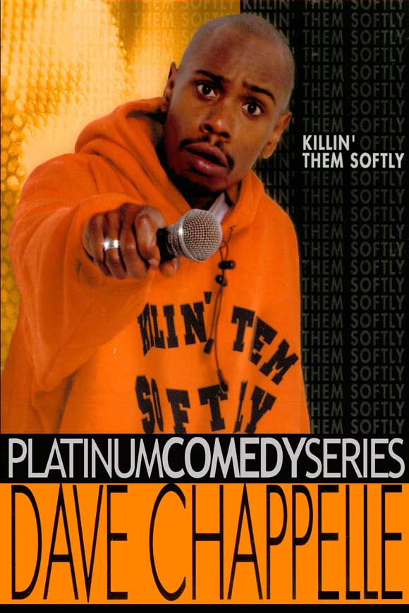 Dave Chappelle: Killin' Them Softly affiche